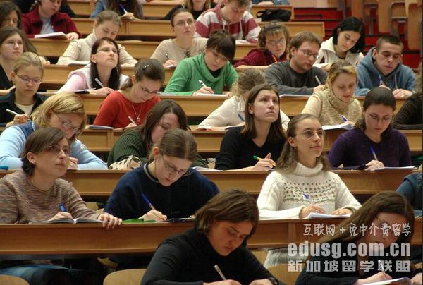 新加坡私立院校研究生读多久