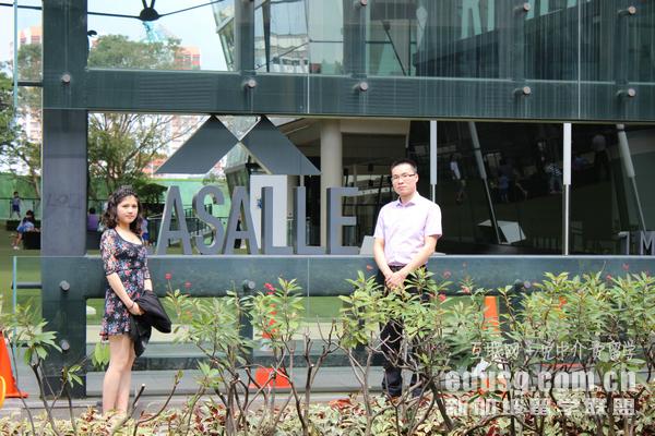 新加坡拉萨尔艺术开学时间