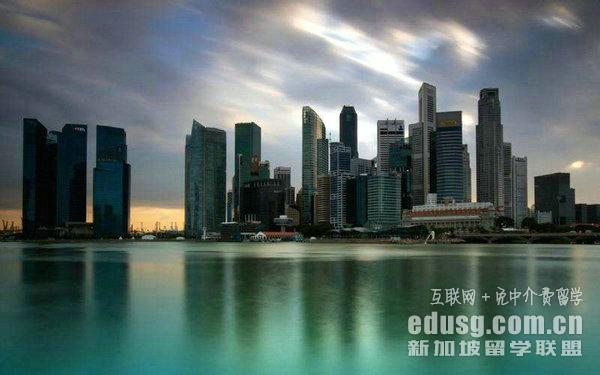 新加坡留学美声专业申请
