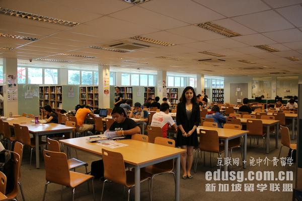 去新加坡读本科容易吗