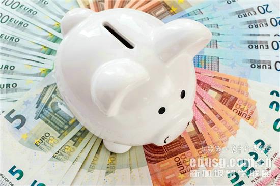 新加坡本科费用多少钱