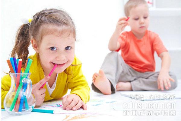小孩子最小几岁可以到新加坡读书