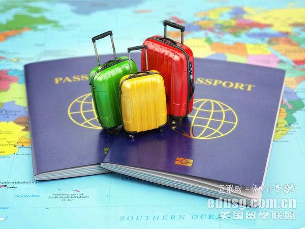 美国留学F-1学生签证申请