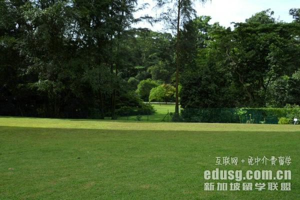 新加坡环境工程留学条件