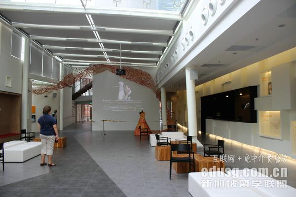 新加坡设计留学费用