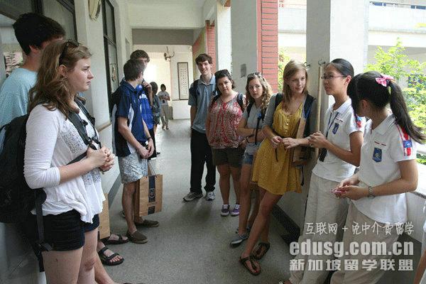 新加坡政府高中有哪些