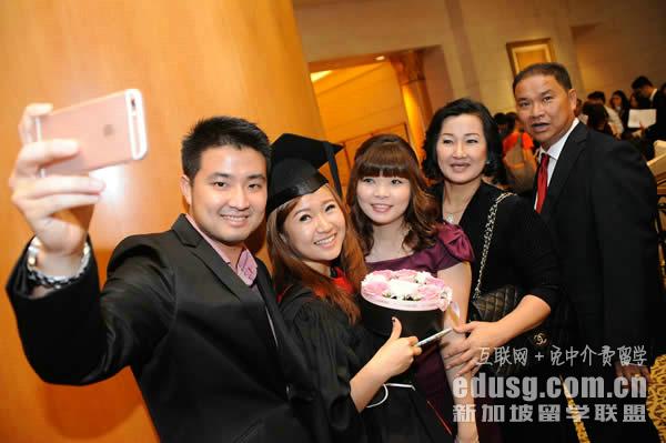 新加坡私立大学排行榜